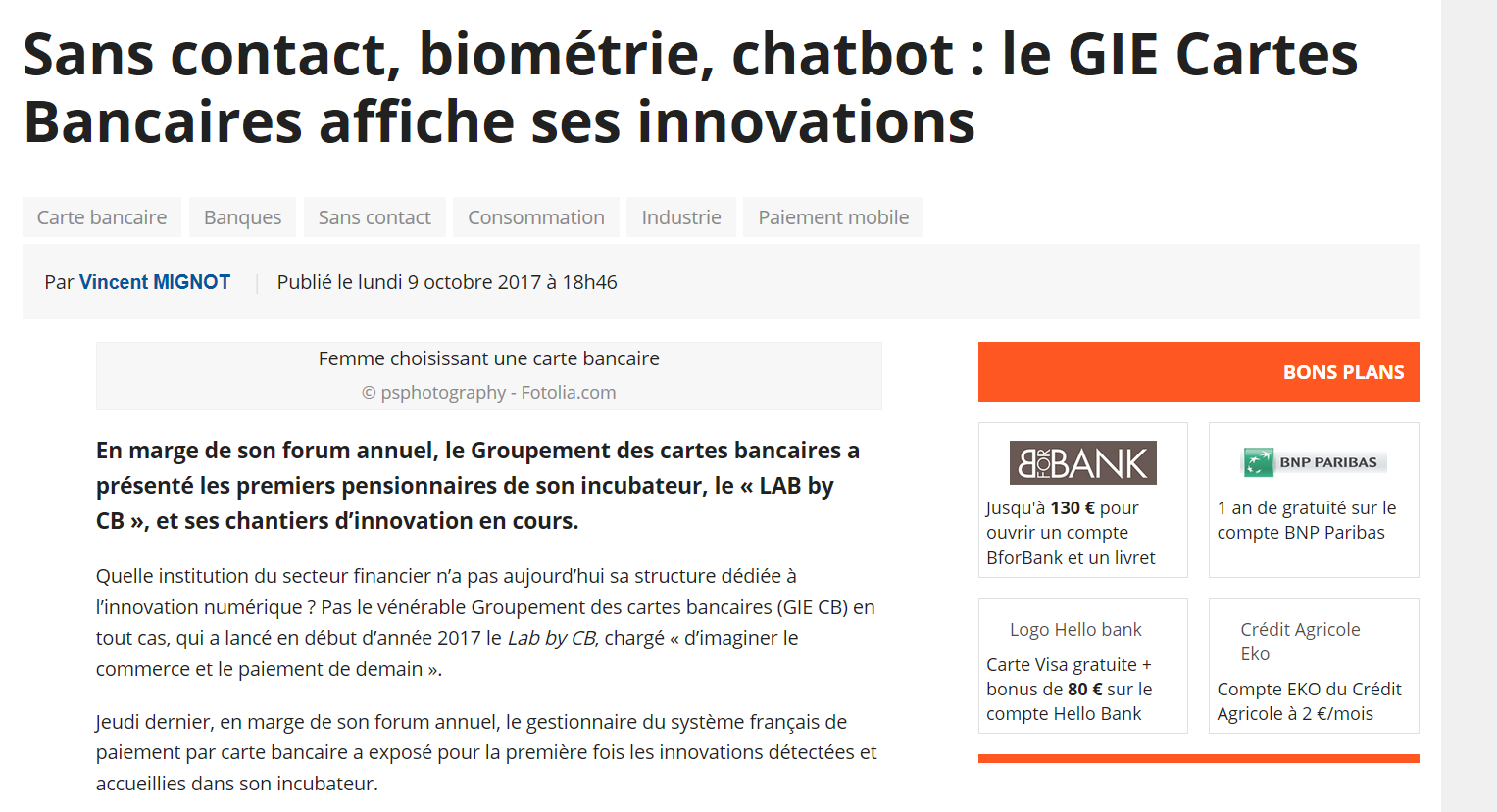 https://www.cbanque.com/actu/64685/sans-contact-biometrie-chatbot-le-gie-cartes-bancaires-affiche-ses-innovations