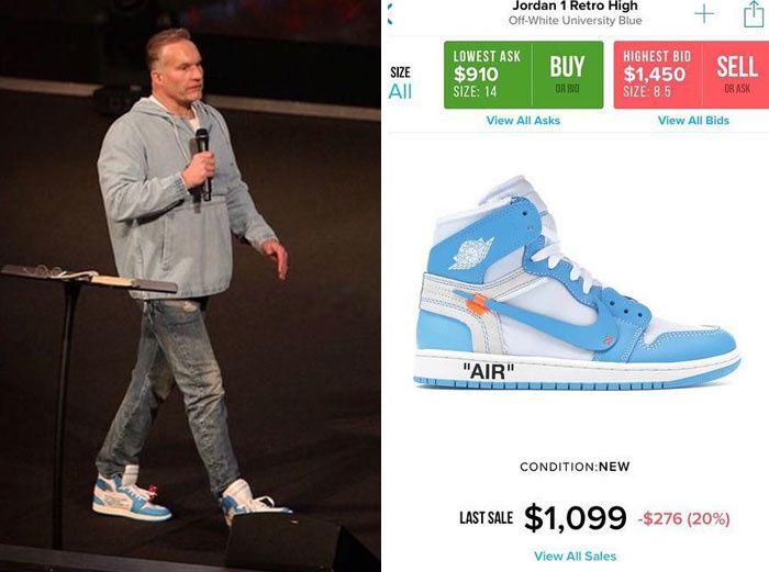 Etats-Unis : Quand les prédicateurs modernes, portent des chaussures hors de prix