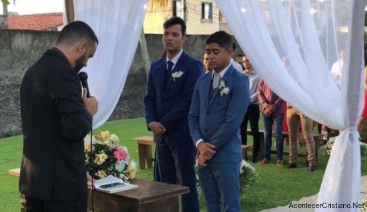 Brésil : Un pasteur baptiste célèbre le mariage gay et rejette les critiques des fidèles conservateurs