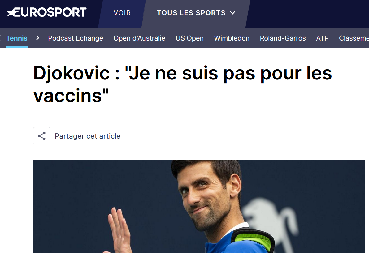 https://www.eurosport.fr/tennis/coronavirus-novak-djokovic-je-ne-suis-pas-pour-les-vaccins_sto7730525/story.shtml