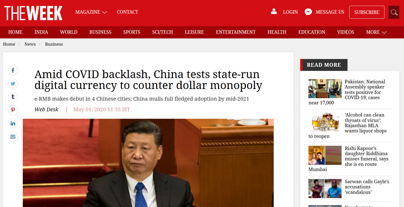 https://www.theweek.in/news/biz-tech/2020/05/01/amid-covid-backlash-china-tests-state-run-digital-currency-to-counter-dollar-monopoly.html