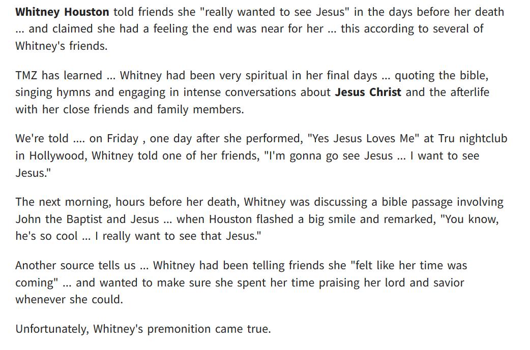 http://www.tmz.com/2012/02/15/whitney-houston-premonition-death-jesus-bible/