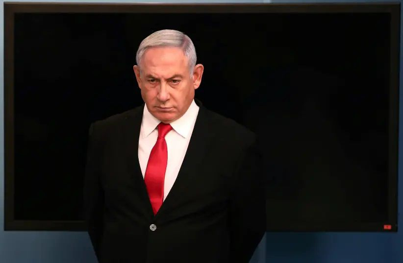 Prime Minister Benjamin Netanyahu (photo credit: REUTERS)
