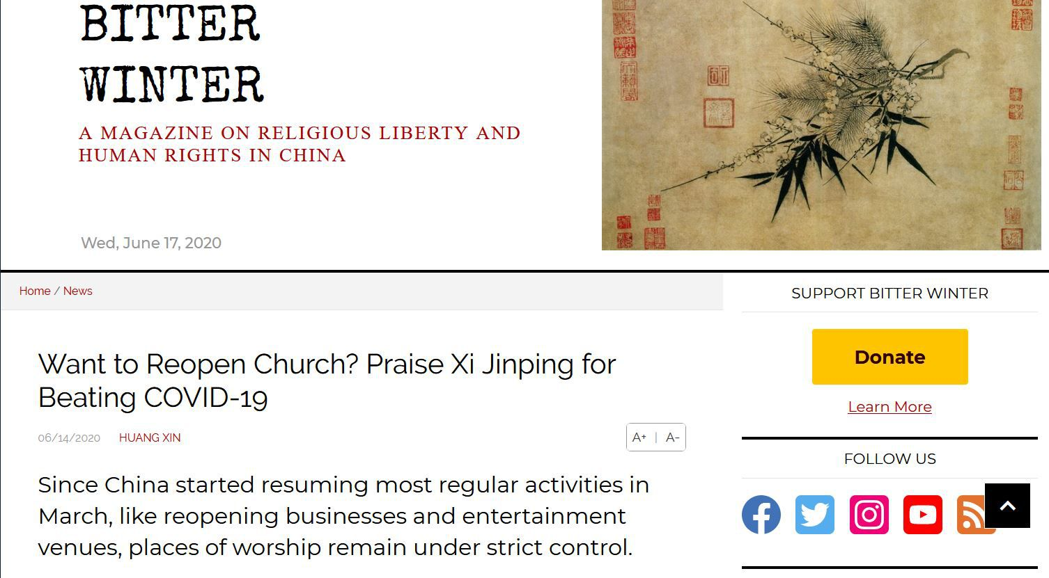 https://bitterwinter.org/want-to-reopen-church-praise-xi-jinping-for-beating-covid-19/