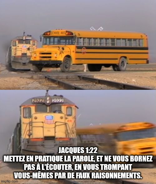 chretiens2000 via (https://imgflip.com/memegenerator/247113703/A-train-hitting-a-school-bus)