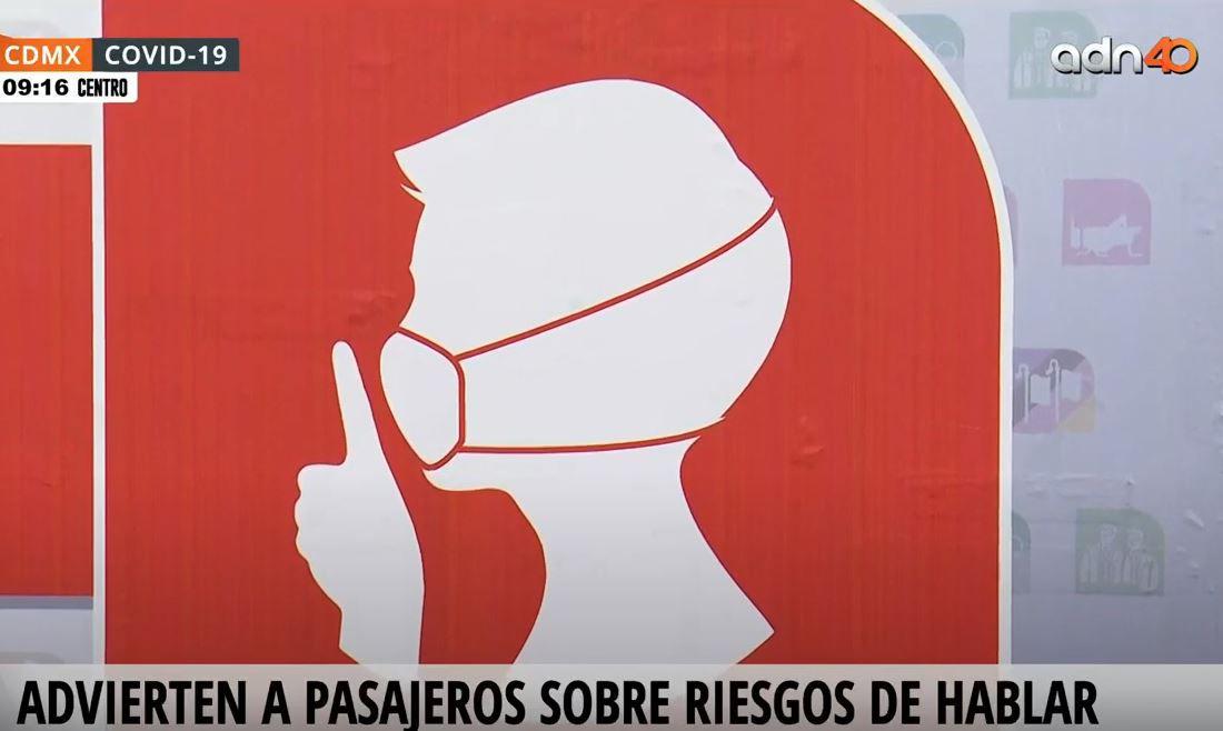 Mexique : Parler, chanter et crier, propage le virus