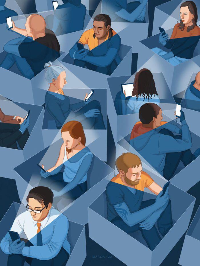 Critique de la société moderne : Daniel Garcia
