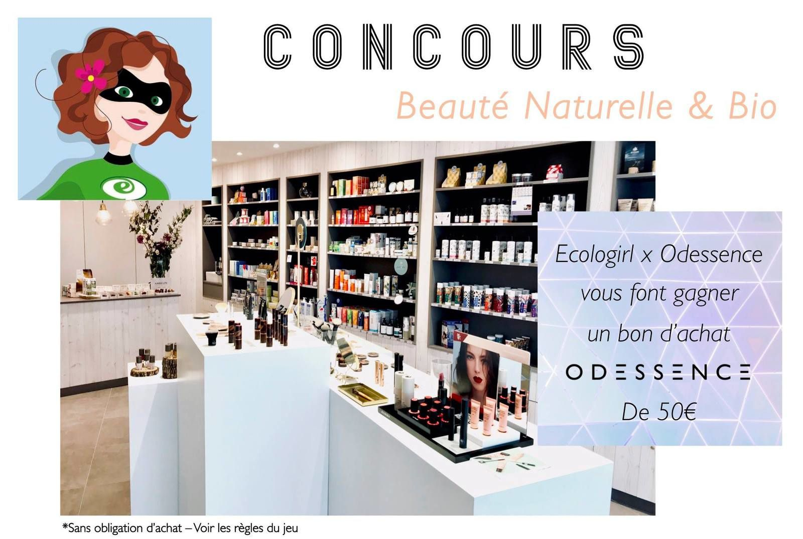 Concours Odessence x Ecologirl