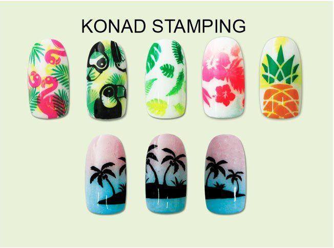 #plaquestamping #konadnailart www.boutiquekonad.fr