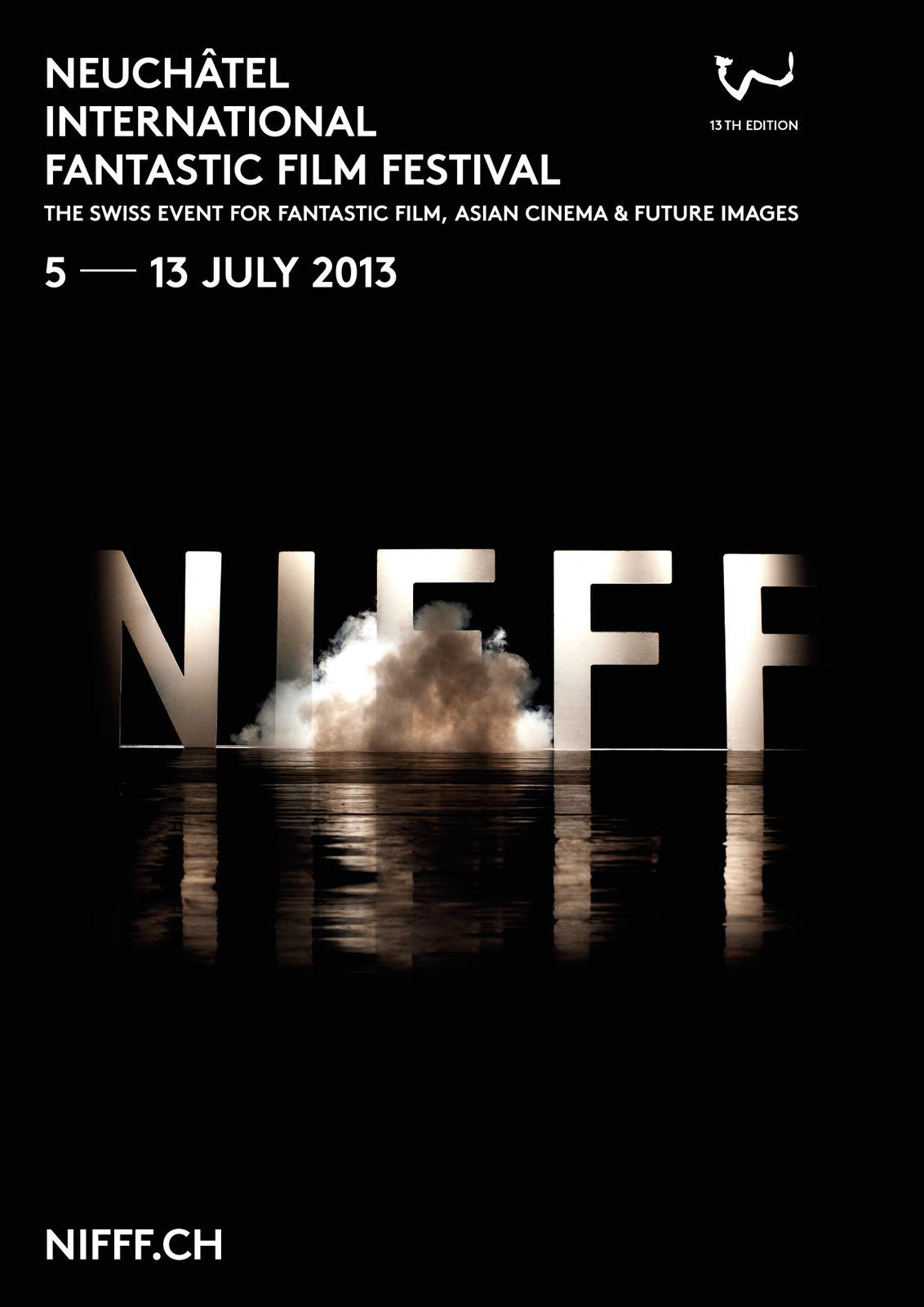 affiche NIFFF 2013