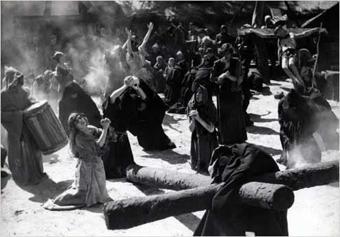 Le septième sceau (1957) Ingmar Bergman