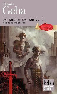 Thomas Geha Le sabre de sang