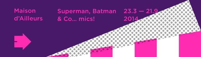 Superman, Batman & Co... mics !
