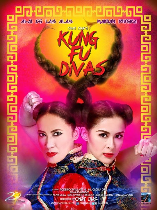 Kung Fu Divas / new cinema from asia / NIFFF