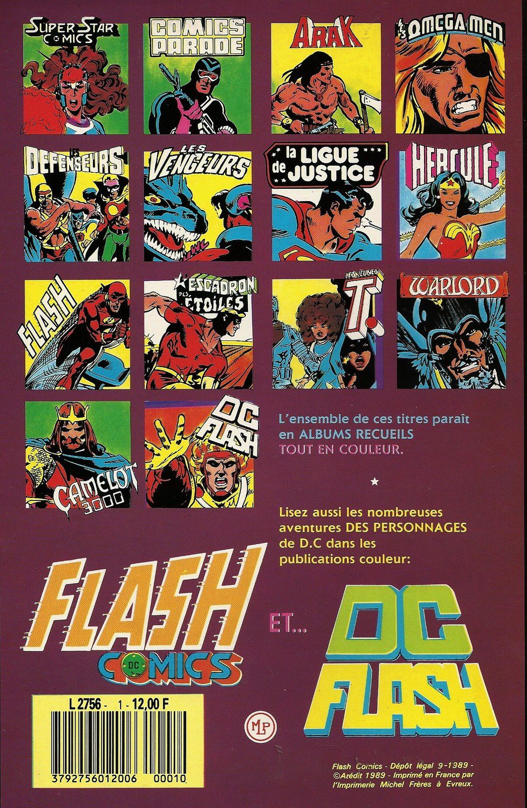 Editeurs français BD Comic Manga