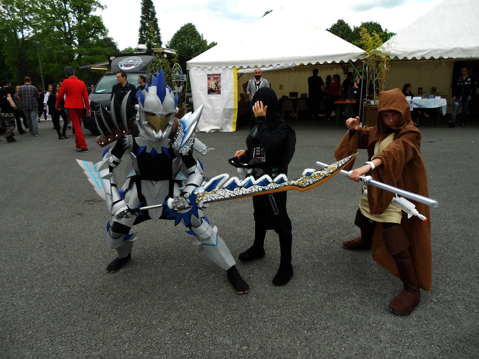 Cosplay Bloody Week-end 2015