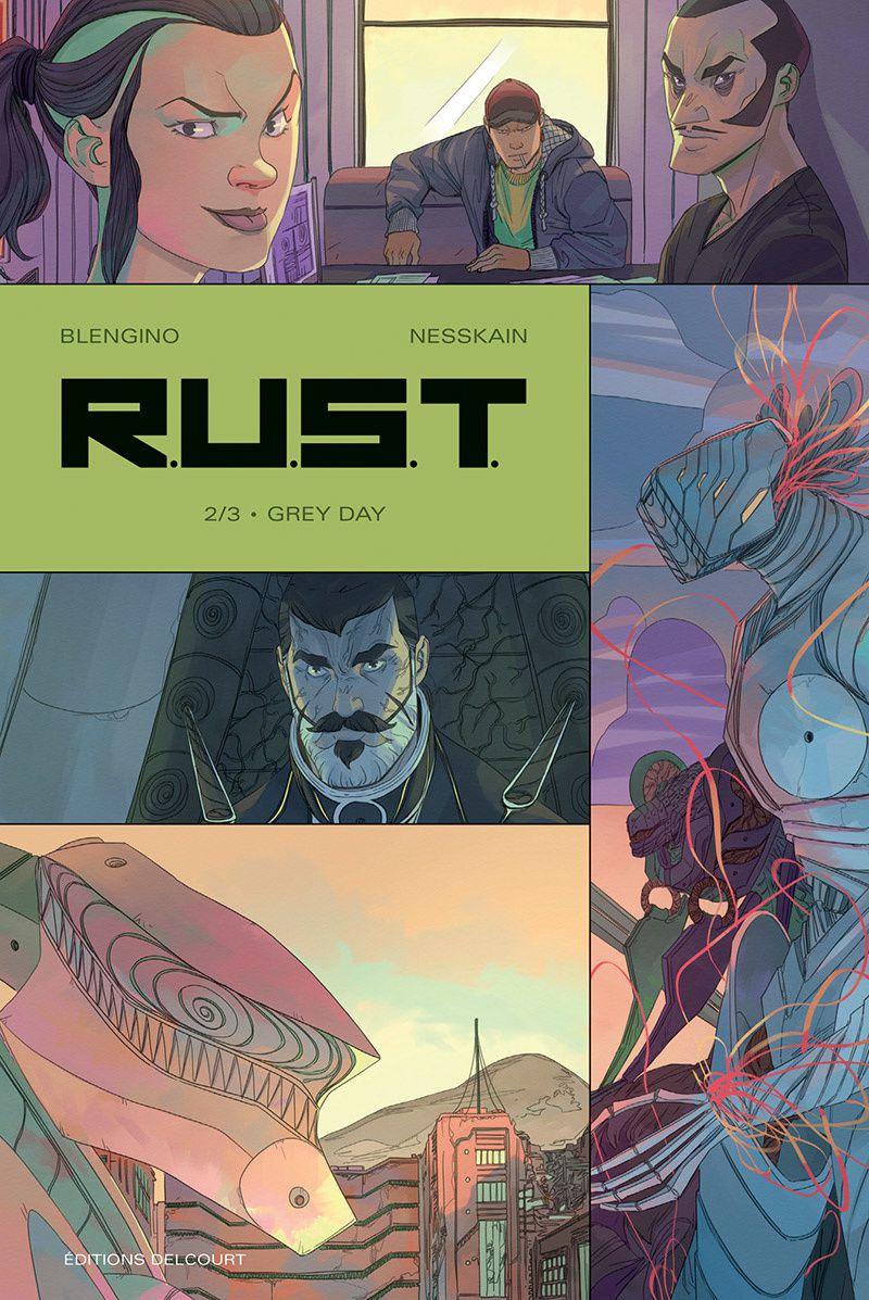 R.U.S.T. 02. Grey Day