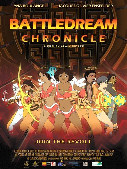 BIFFF 2016 Enfantastiques – Battledream Chronicle