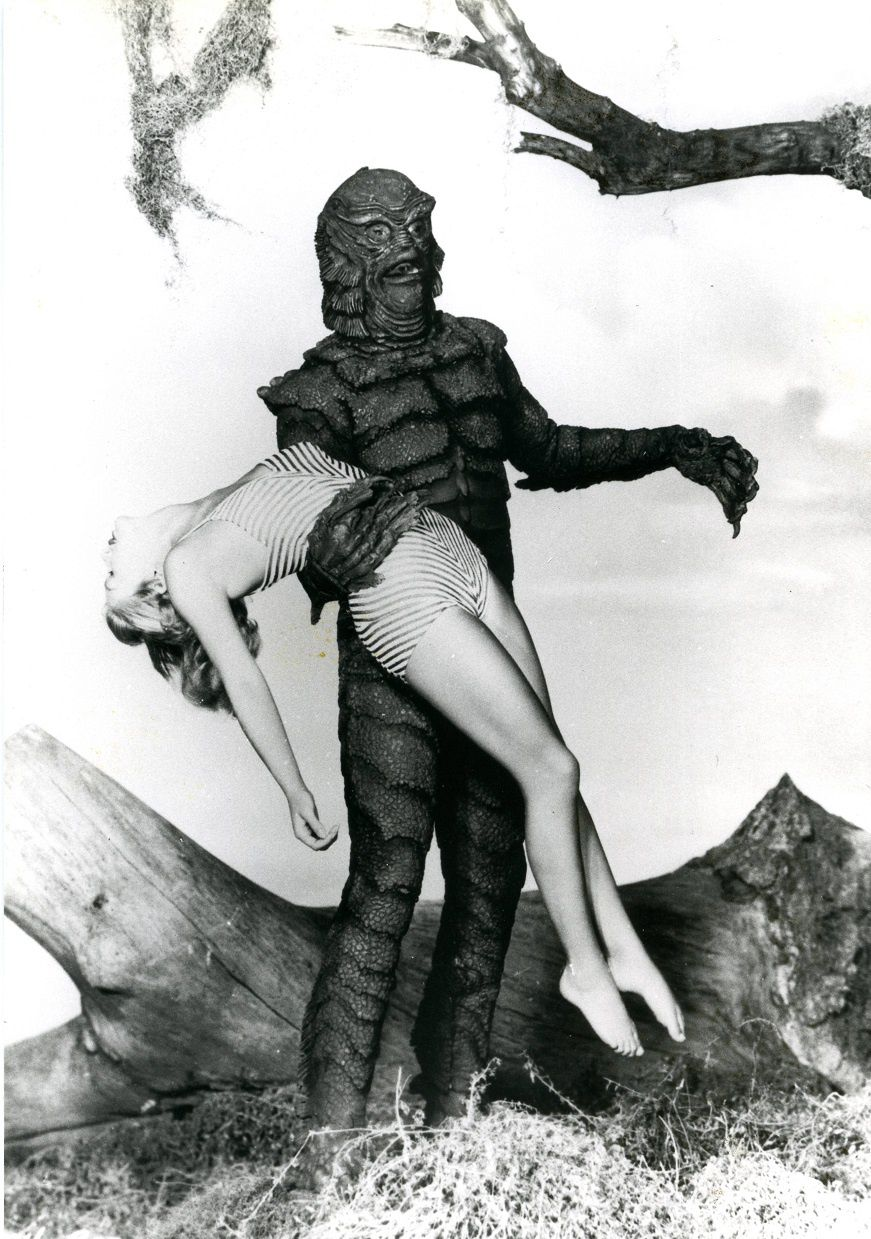 Jack Arnold: Creature from the Black Lagoon (1954), courtesy: Universal International Pictures