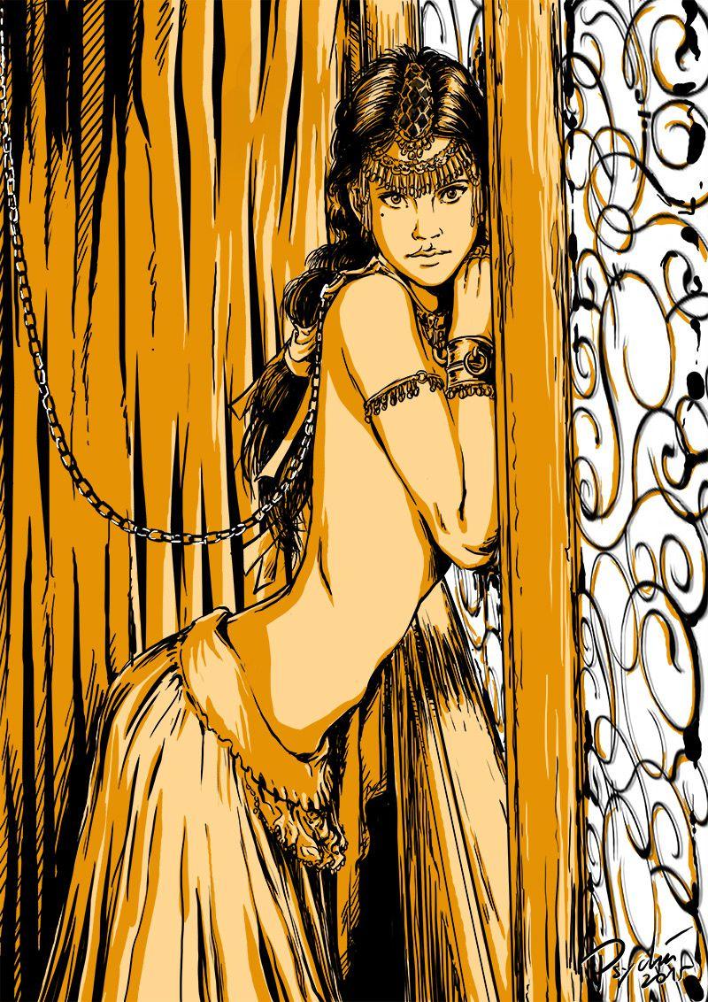 Illustra tion du Jeu de Rôle et du Roman