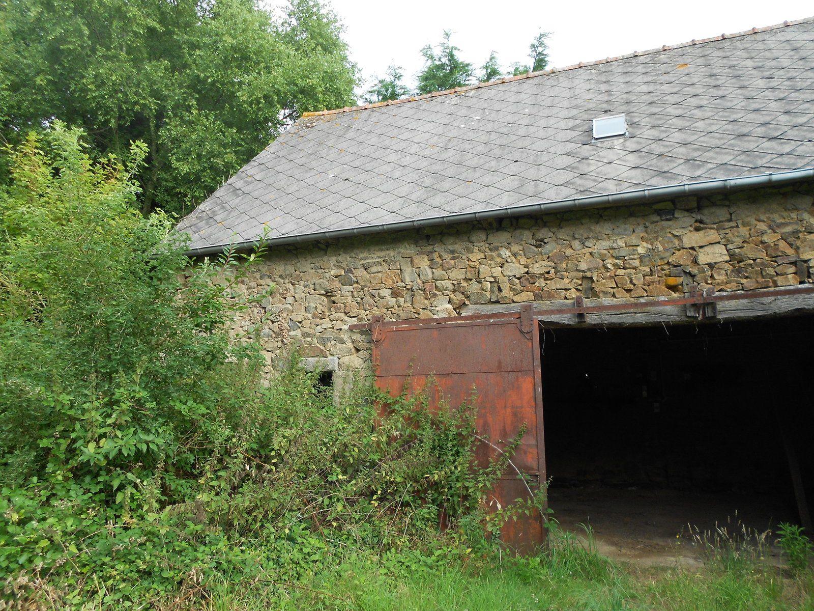 Grange Exterieur
