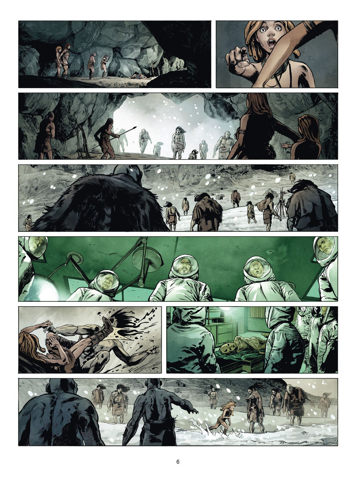 Planches T3