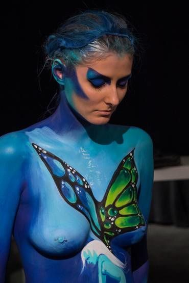 Body Paint CONTEST