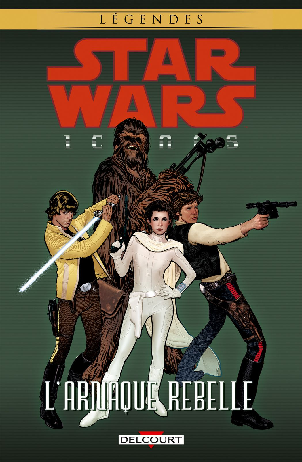 Star Wars - Icônes 04. L'arnaque rebelle
