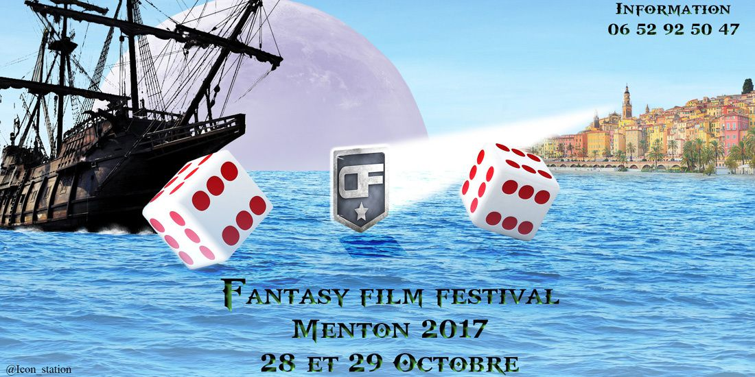 FESTIVAL DU CINEMA FANTASTIQUE MENTON