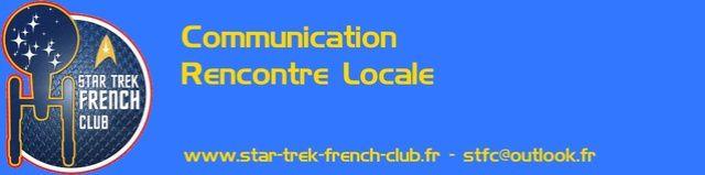 Rencontre Star Trek French Club Dijon 16 Décembre