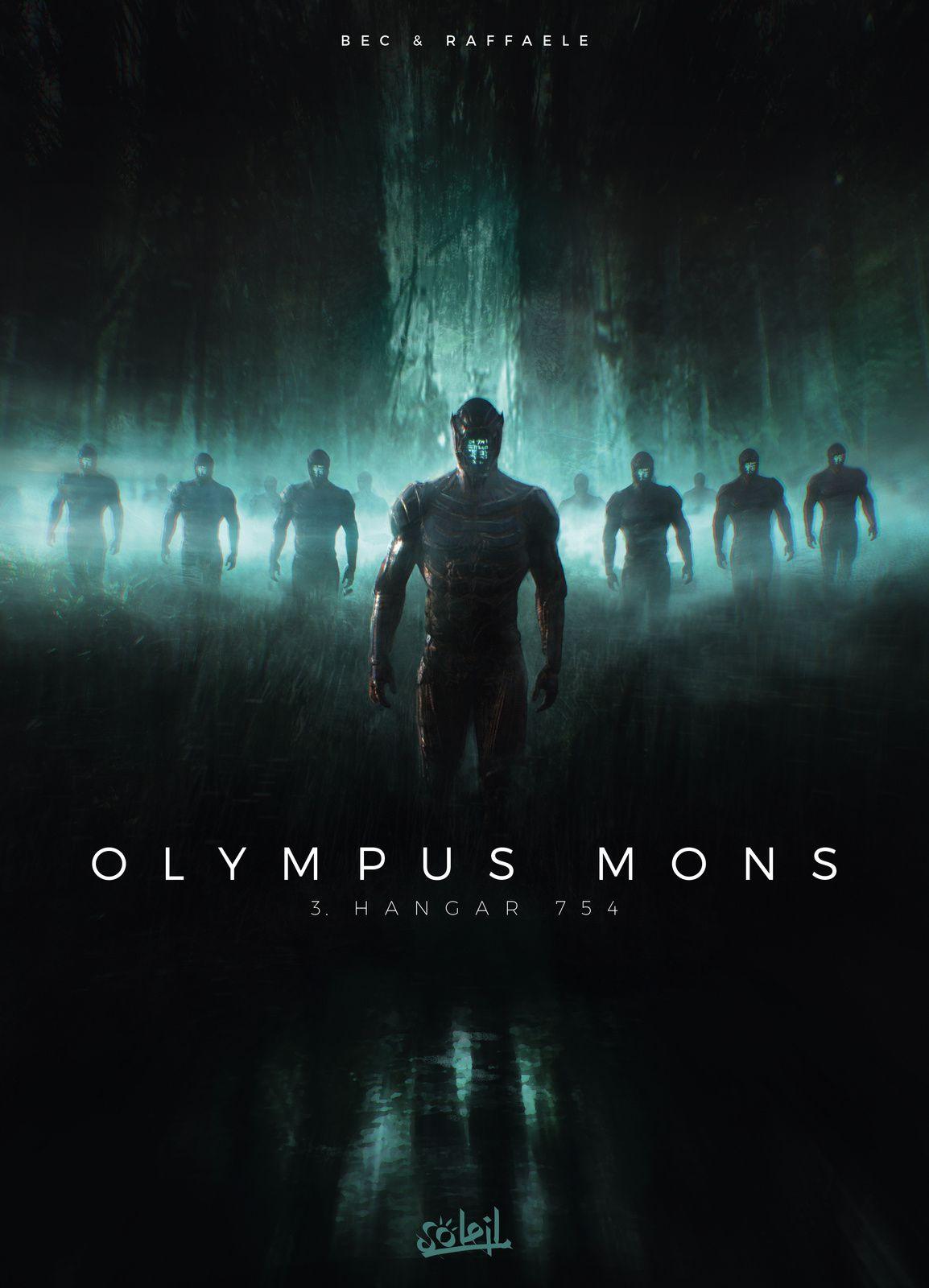 OLYMPUS MONS TOME 03 : HANGAR 754