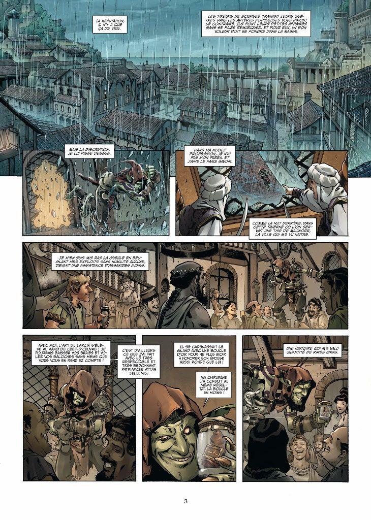 Orcs & Gobelins 02 - Myth