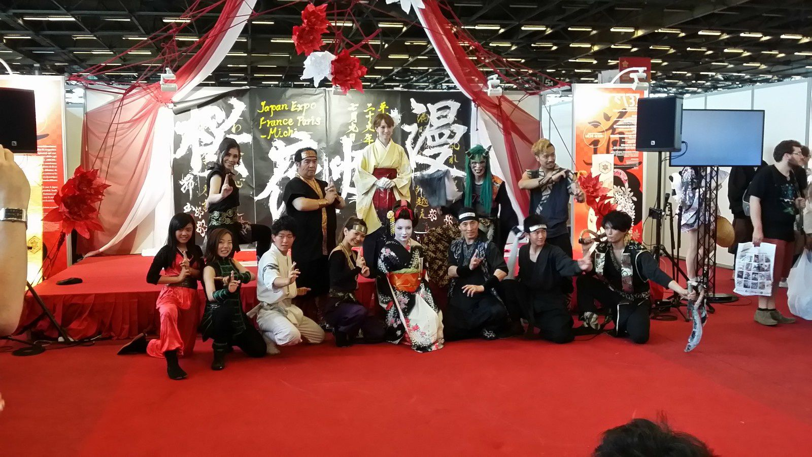Cosplay Japan Expo Paris  Art to Play 2017
