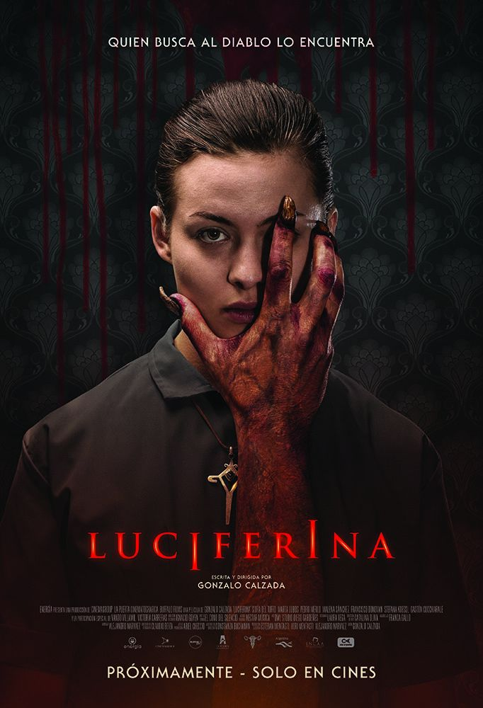 Luciferina (Christened by the Devil)