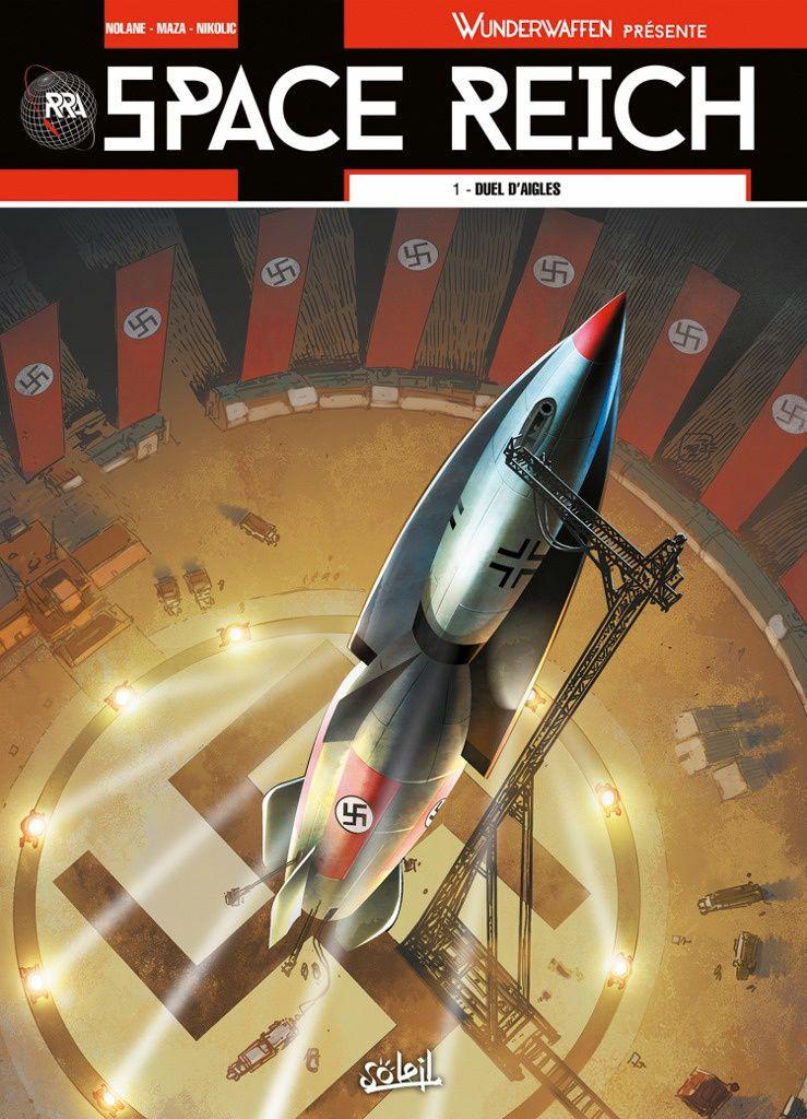 Space Reich  Objectif Von Braun