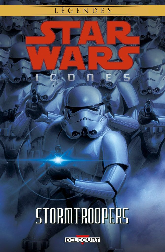 Star Wars - Icones  Stormtroopers
