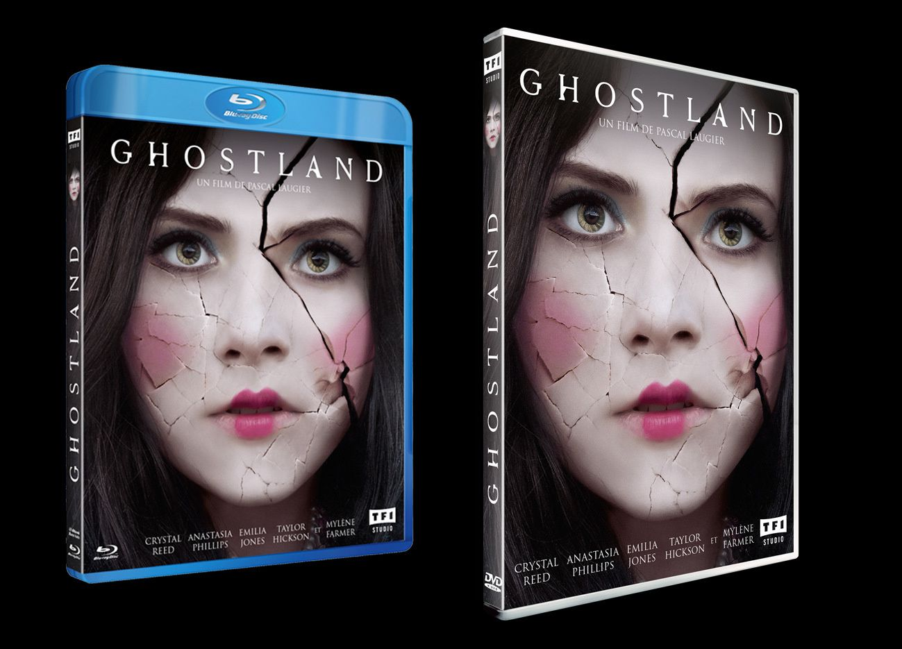 GhostLand DVD/Blu-Ray