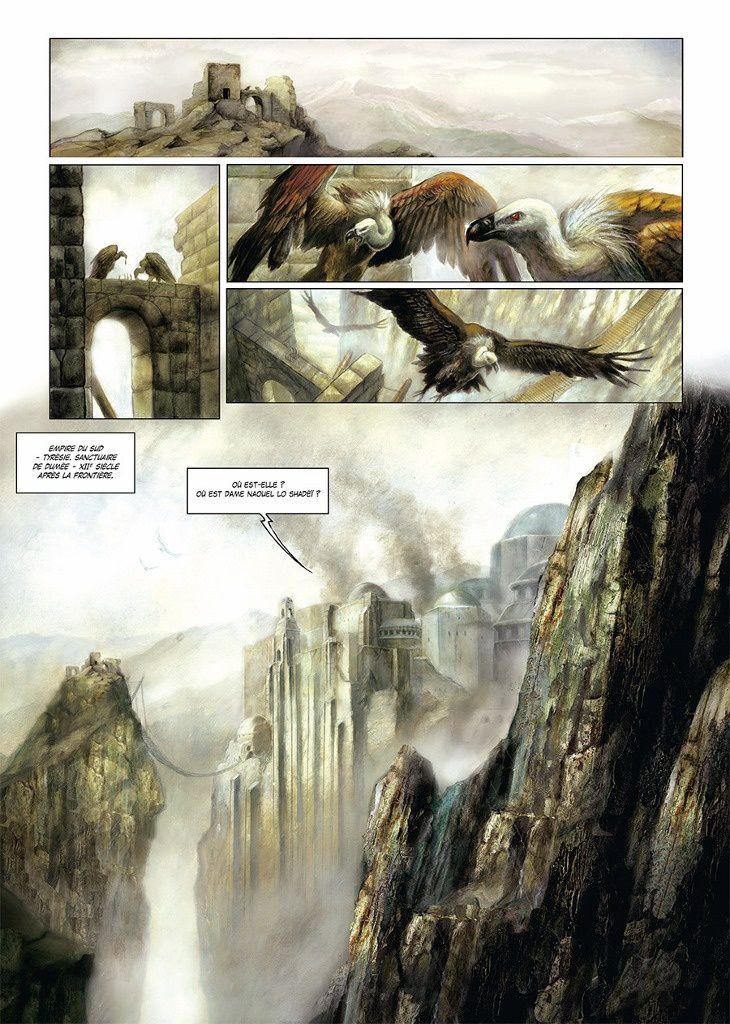 Cathédrale des Abymes 01 - L'Évangile d'Ariathie