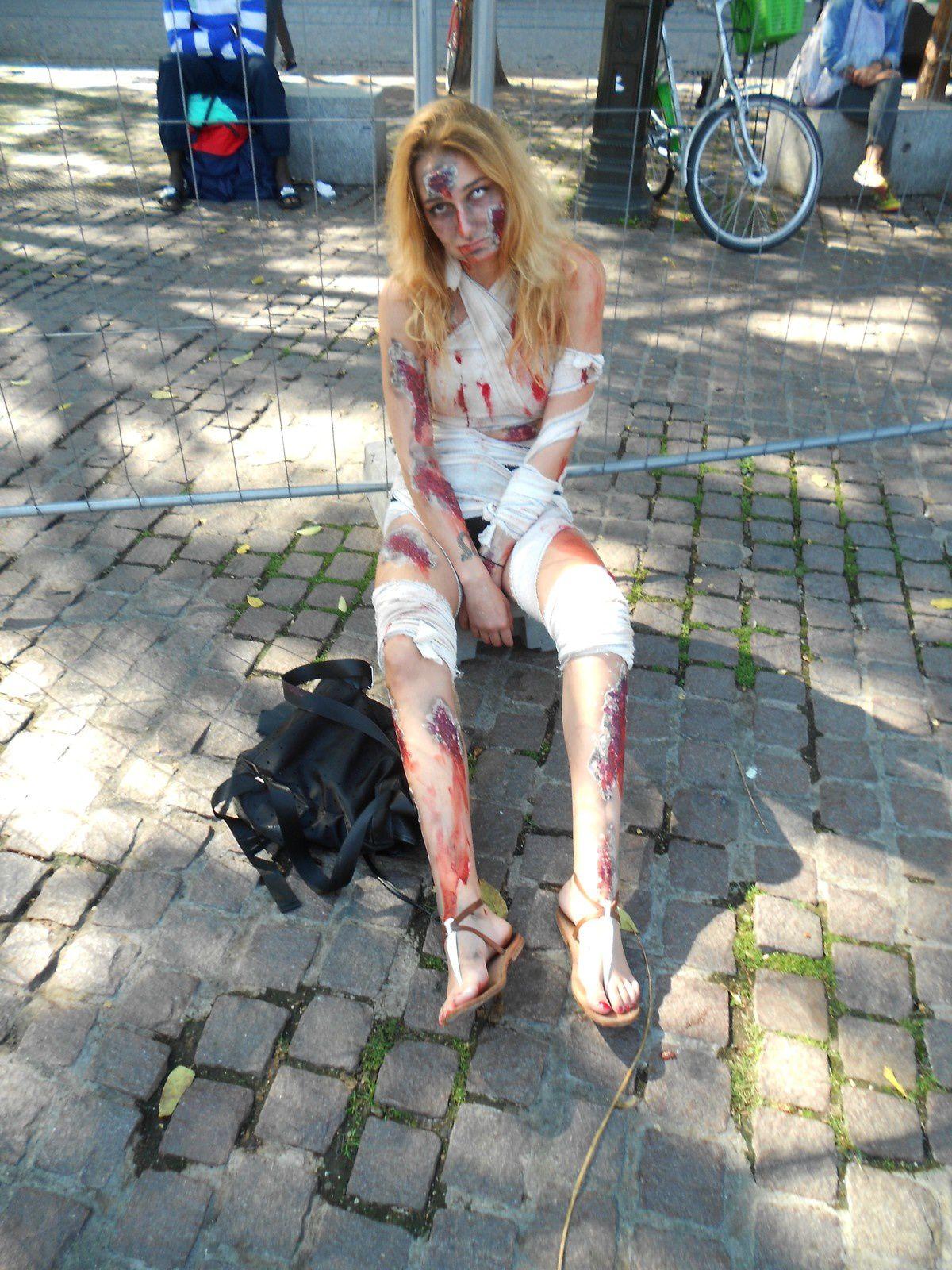 Zombie Walk Strasbourg 2018…Le Retourrrrrrrrrrrrrrrrrrr 2