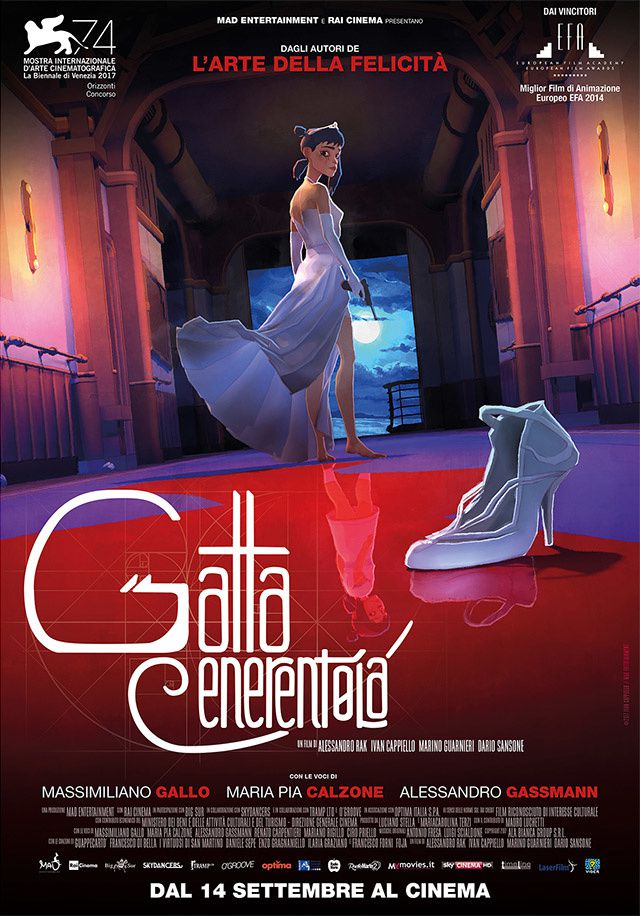CINDERELLA THE CAT – GATTA CENERENTOLA