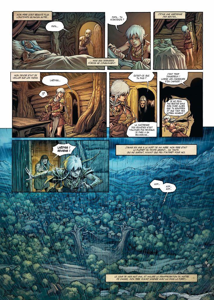 Elfes 22 - Le Gardien des racines