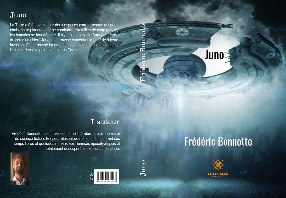 Entretien Frédéric Bonnotte Auteur