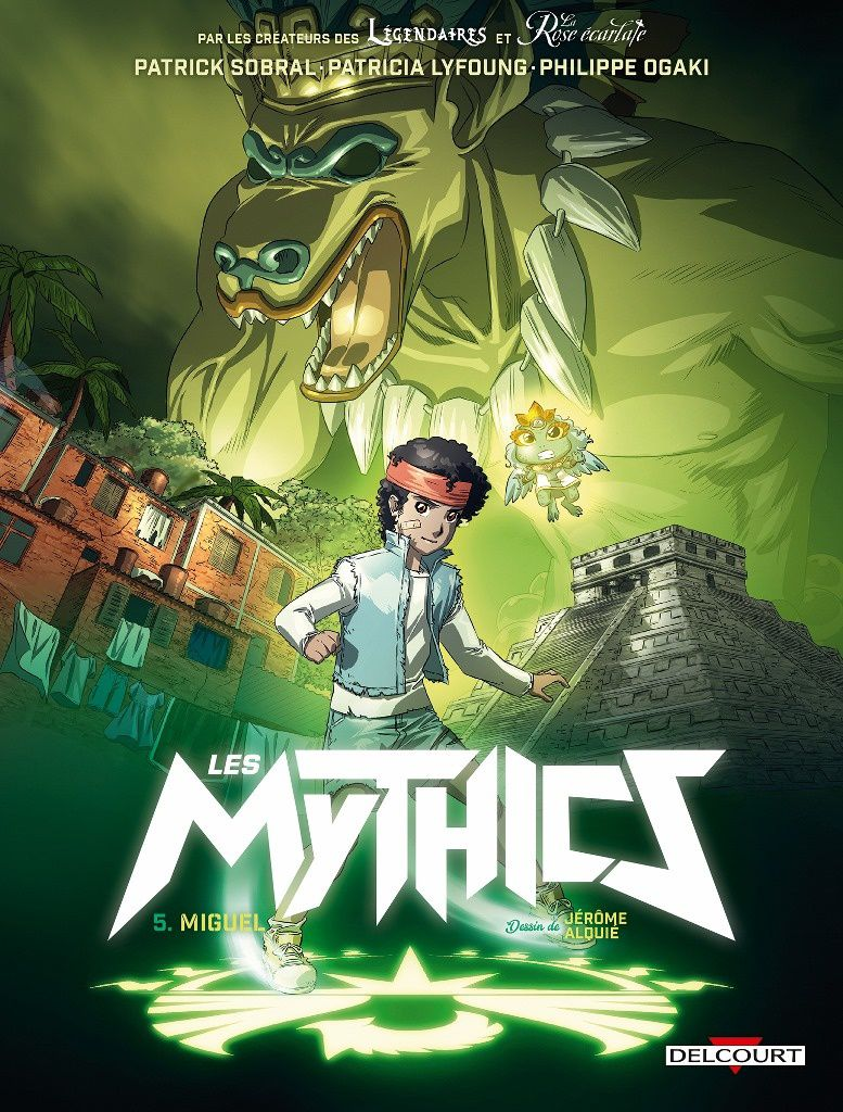 Mythics  Miguel