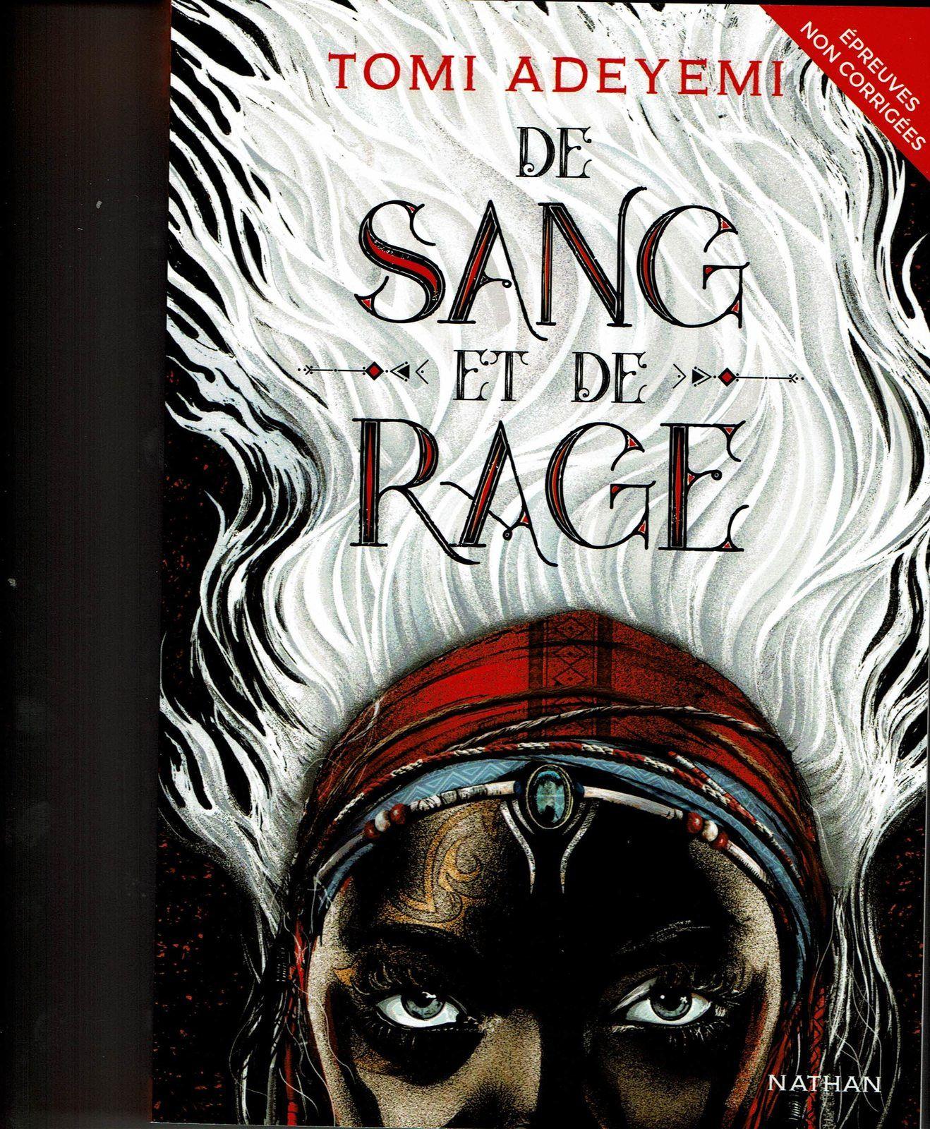 De Sang et de Rage Tomi Adeyemi