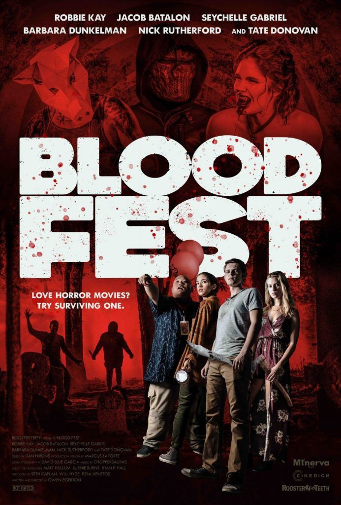 BIFFF 2019  Z-GOAT : First Bleat +  Blood Fest