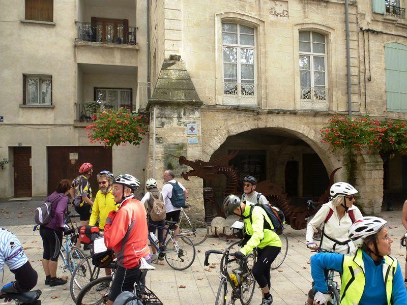 Autour de ViaRhôna: Arles