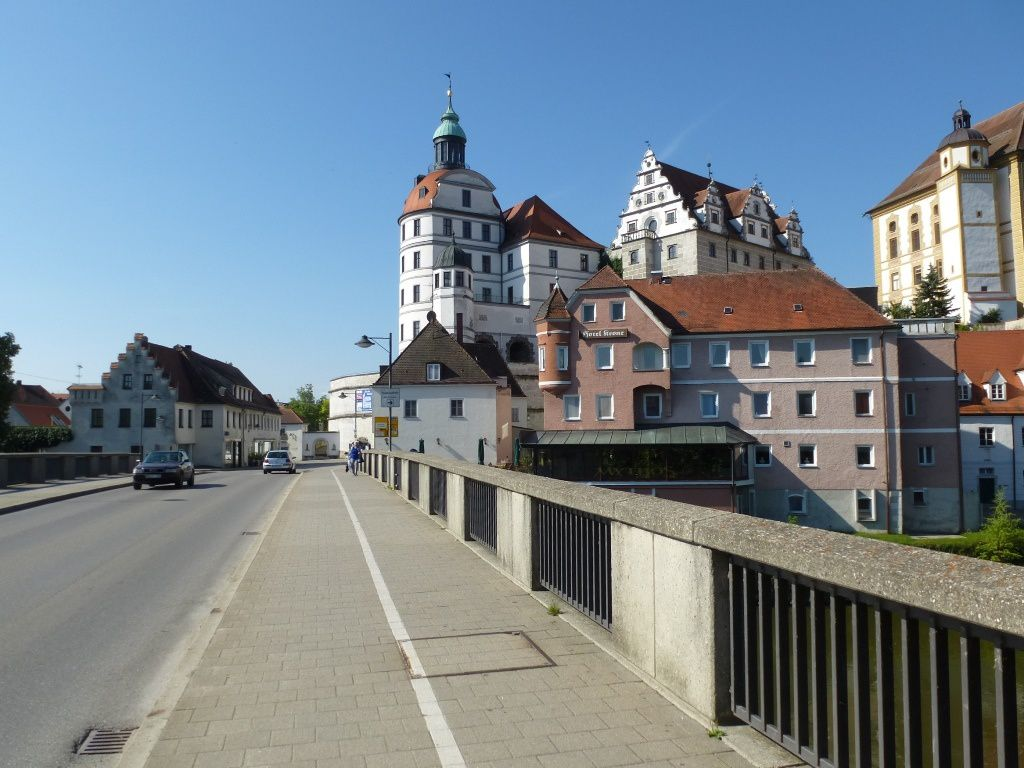 Allemagne - Des villes et des routes pour les vélos