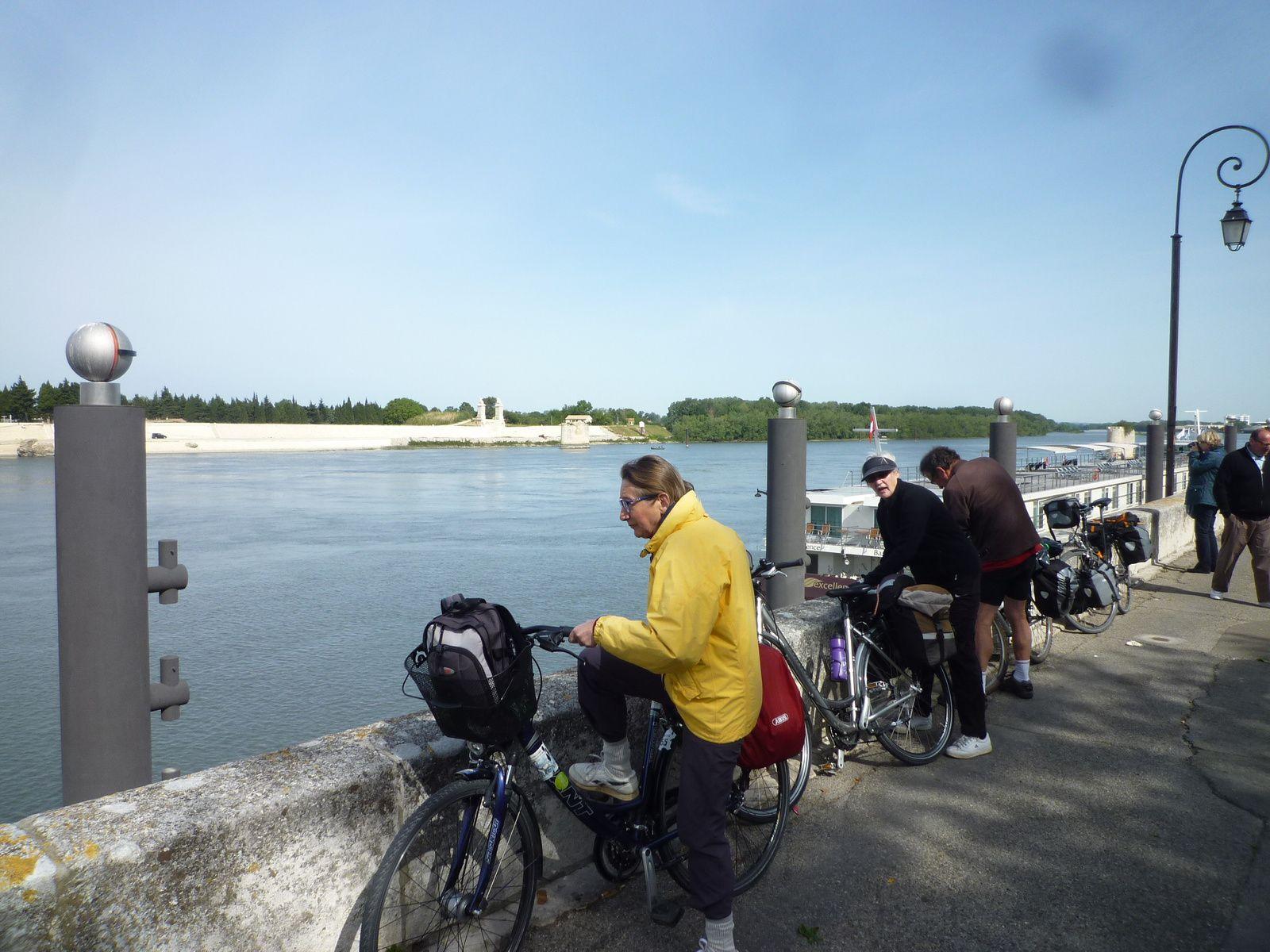 La Camargue à vélo: autour de ViaRhôna