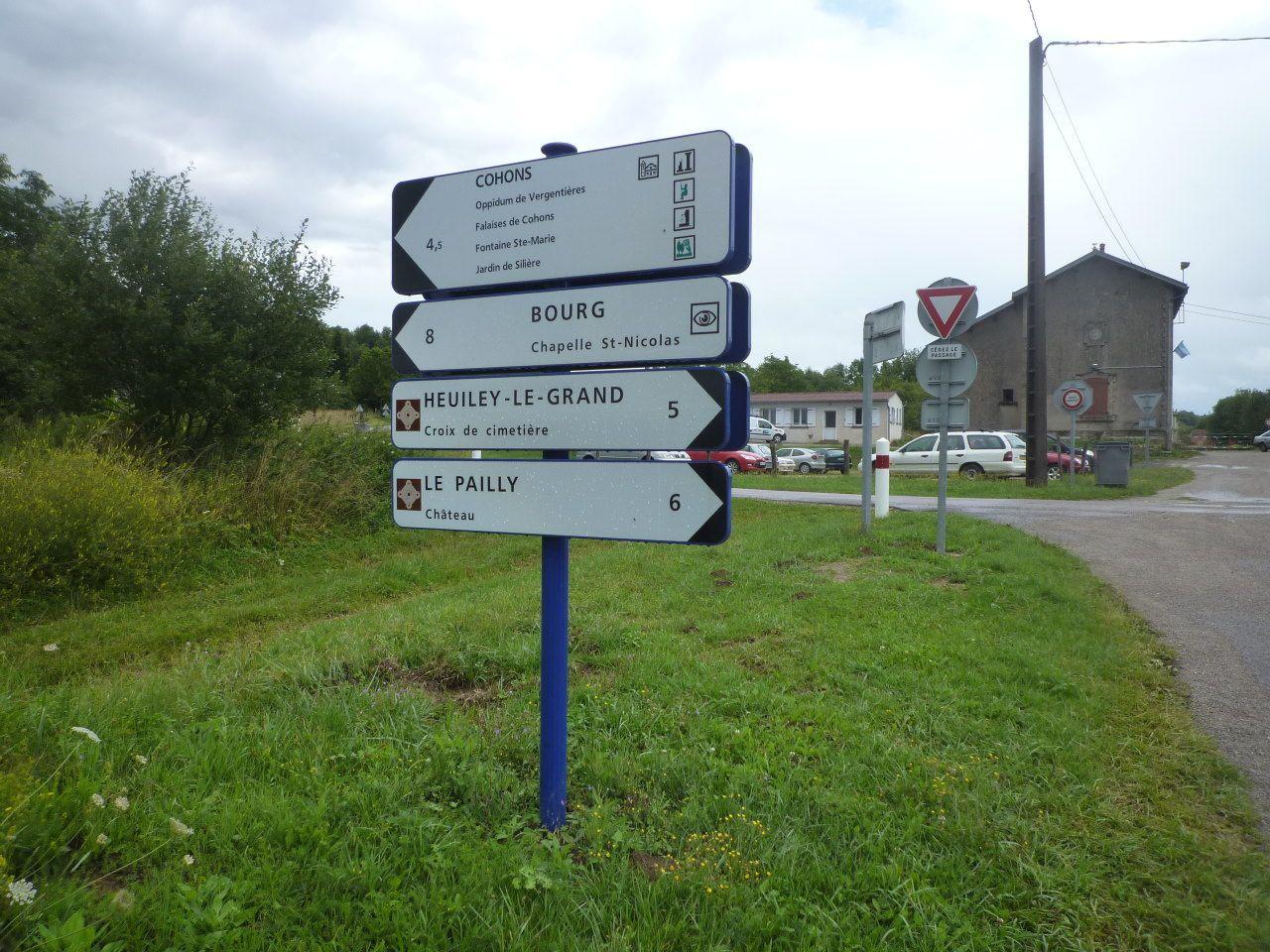 Canal entre Champagne et Bourgogne