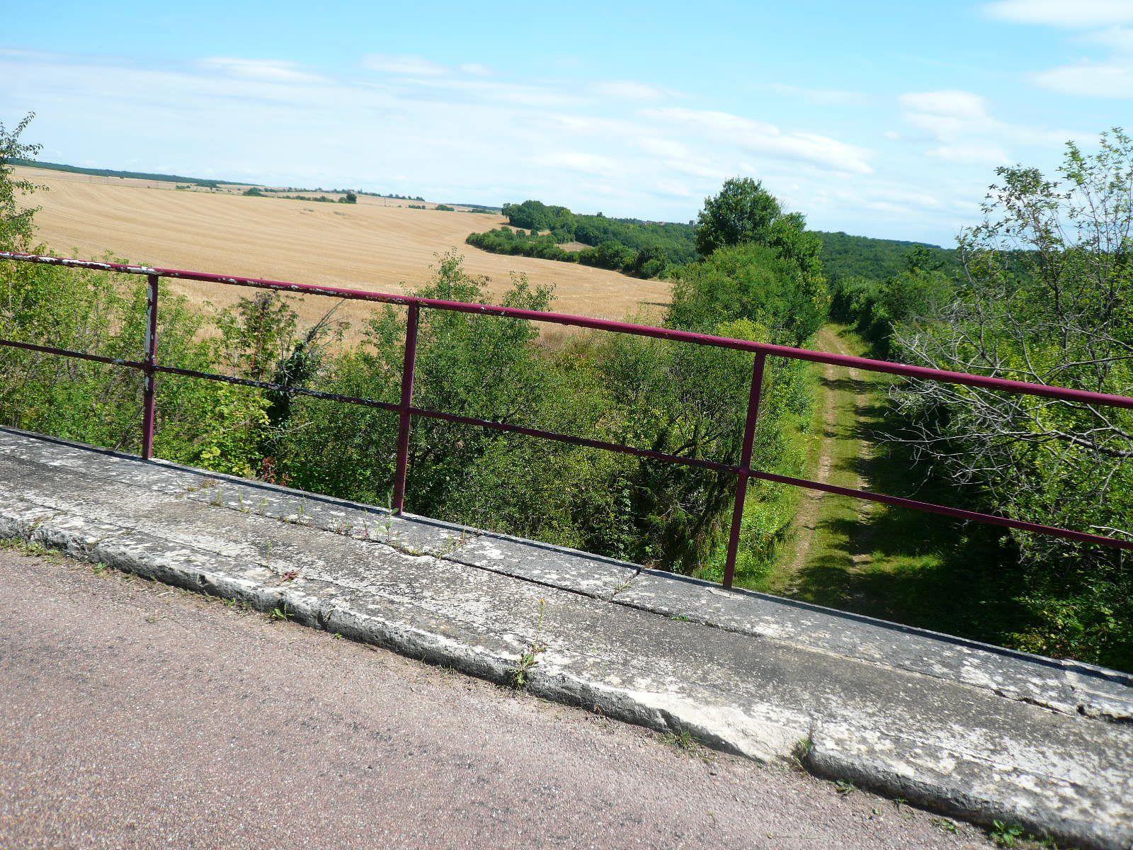 Bar le Duc, St Dizier, Troyes, Auxerre, Bourges à vélo